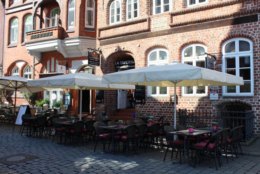 La Taverna Lüneburg Vegan Glutenfrei